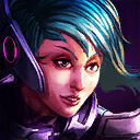 Pixel Freya