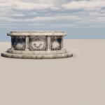 SWC Pedestal Pantheon