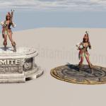 New SWC Pedestal vs Old Pedestal