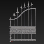 Base Gate