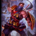 Ninja Xbalanque