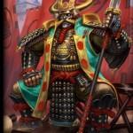 Odin Samurai