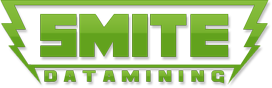 Smite Datamining