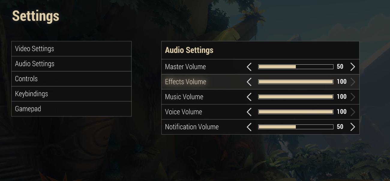 Paladins Datamining Login Amp Full Settings Xbox Control
