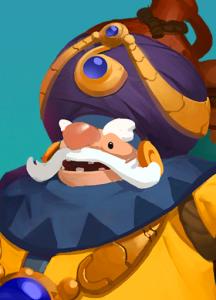 Uncle Sven - Crackpot