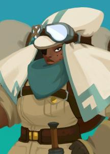 Imani - Desert