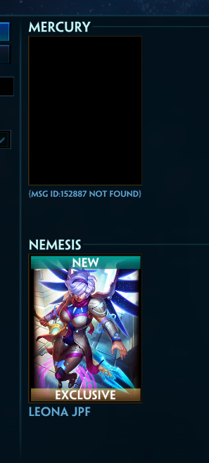 Mercury & Nemesis