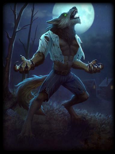 Fenrir Wolfman