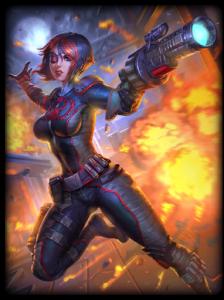 #10- Scarlet Dangerfiel Neith